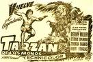Tarzan, the Ape Man - Spanish poster (xs thumbnail)