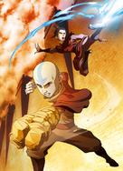 """Avatar: The Last Airbender"" - Key art (xs thumbnail)"