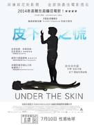 Under the Skin - Hong Kong Movie Poster (xs thumbnail)
