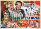 Magnificent Doll - Spanish Movie Poster (xs thumbnail)