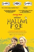 Hallam Foe - Danish Movie Poster (xs thumbnail)