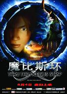 Thru the Moebius Strip - Chinese Movie Poster (xs thumbnail)