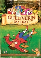 Gulliver's Travels - Finnish DVD movie cover (xs thumbnail)