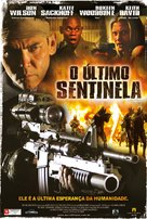 The Last Sentinel - Brazilian DVD cover (xs thumbnail)