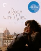 A Room with a View - Blu-Ray movie cover (xs thumbnail)