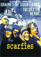 Scarfies - French poster (xs thumbnail)