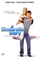 A Cinderella Story - Swedish DVD movie cover (xs thumbnail)
