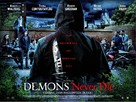 Demons Never Die - British Movie Poster (xs thumbnail)