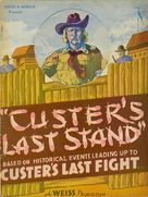 Custer's Last Stand - poster (xs thumbnail)