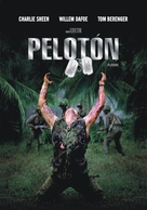 Platoon - Argentinian Movie Poster (xs thumbnail)