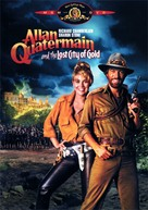 Allan Quatermain and the Lost City of Gold - DVD cover (xs thumbnail)