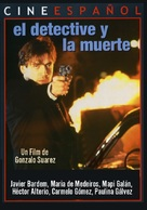 Detective y la muerte, El - Spanish Movie Cover (xs thumbnail)