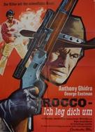 L'ultimo killer - German Movie Poster (xs thumbnail)