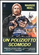 Un poliziotto scomodo - Italian Movie Poster (xs thumbnail)