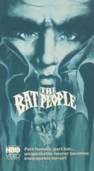 The Bat People - VHS cover (xs thumbnail)