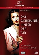 Secret Beyond the Door... - German DVD movie cover (xs thumbnail)