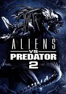 AVPR: Aliens vs Predator - Requiem - German Movie Poster (xs thumbnail)