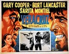 Vera Cruz - Mexican poster (xs thumbnail)