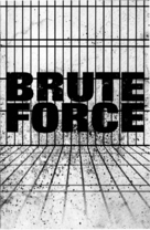 Brute Force - Movie Cover (xs thumbnail)