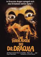 Operazione paura - German Movie Poster (xs thumbnail)