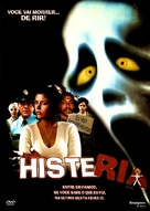 Shriek If You Know What I Did Last Friday The Thirteenth - Brazilian DVD cover (xs thumbnail)