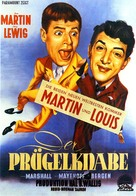 The Stooge - German Movie Poster (xs thumbnail)