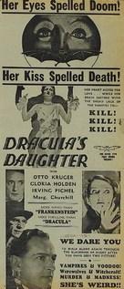 Dracula's Daughter - poster (xs thumbnail)
