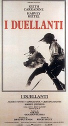 The Duellists - Italian Movie Poster (xs thumbnail)