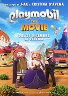 Playmobil: The Movie - Italian Movie Poster (xs thumbnail)