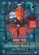 Der Goldene Nazivampir von Absam 2 - Das Geheimnis von Schloß Kottlitz - German DVD cover (xs thumbnail)