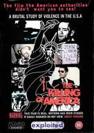 The Killing of America - British Movie Cover (xs thumbnail)