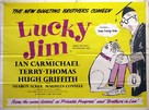 Lucky Jim - British Movie Poster (xs thumbnail)