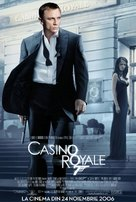 Casino Royale - Romanian Movie Poster (xs thumbnail)