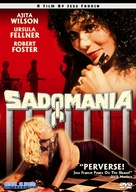 Sadomania - Hölle der Lust - Movie Cover (xs thumbnail)