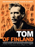 Tom of Finland - French Movie Poster (xs thumbnail)