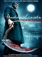 Abraham Lincoln vs. Zombies - French Movie Cover (xs thumbnail)