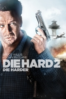 Die Hard 2 - DVD cover (xs thumbnail)