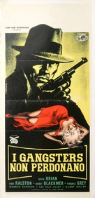Accused of Murder - Italian Movie Poster (xs thumbnail)
