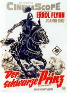 The Dark Avenger - German Movie Poster (xs thumbnail)