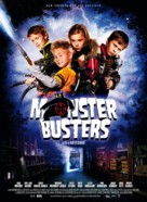 Monsterjægerne - Movie Poster (xs thumbnail)