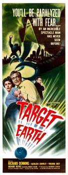 Target Earth - Movie Poster (xs thumbnail)