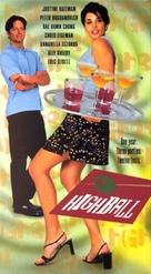 Highball - VHS movie cover (xs thumbnail)