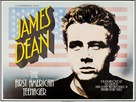 James Dean: The First American Teenager - Movie Poster (xs thumbnail)