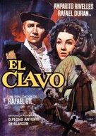 El clavo - Spanish Movie Poster (xs thumbnail)