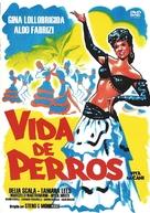 Vita da cani - Spanish Movie Cover (xs thumbnail)