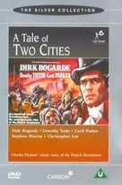 A Tale of Two Cities - British DVD movie cover (xs thumbnail)