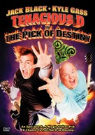 Tenacious D in 'The Pick of Destiny' - Movie Cover (xs thumbnail)