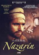 Nazarín - Spanish DVD movie cover (xs thumbnail)