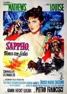 Saffo, venere di Lesbo - German Movie Poster (xs thumbnail)