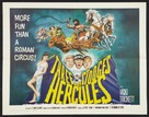 The Three Stooges Meet Hercules - Movie Poster (xs thumbnail)